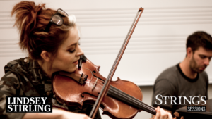 Pop violinist Linsey Stirling in exclusive performance by Strings Magazine. Videography and production by Bayard Heimer.